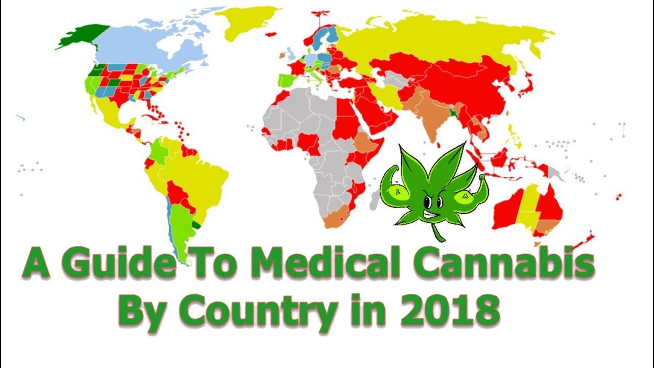 Legal Status of CBD Worldwide